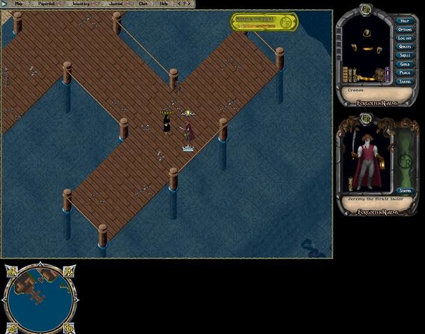 Ultima Online, Travel, Zulu Hotel