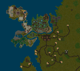 Map of Yew